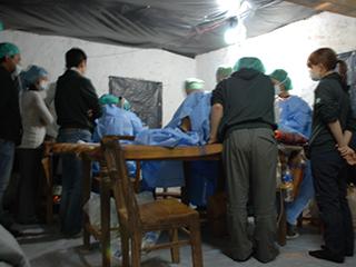 眼科手術室