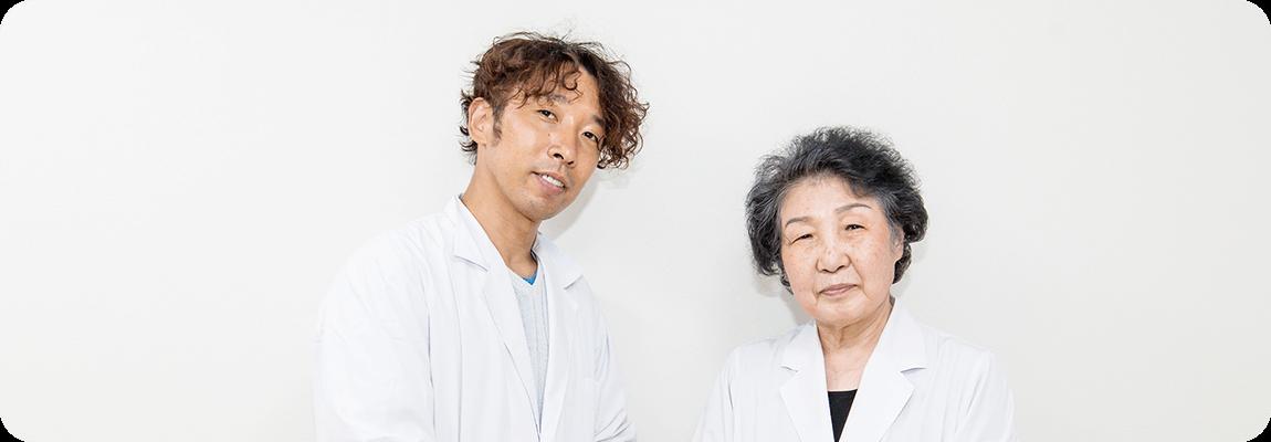 女性医師が親身に丁寧な診察を行います